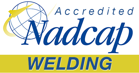 Nadcap Accredited – Welding